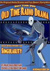 Space Opera - SO003 - Singularity