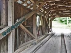 Covered Bridge, Johnson, VT