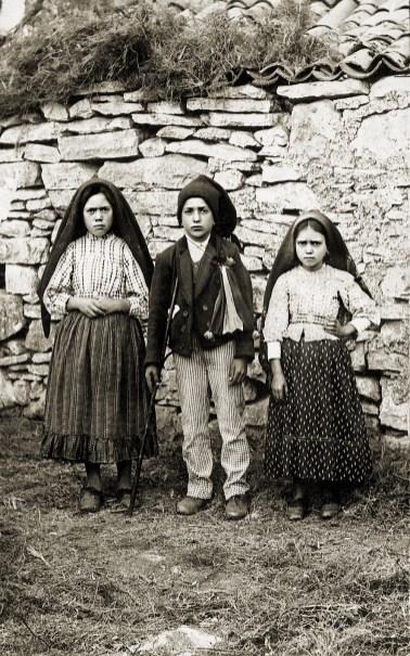 Die Hirtenkinder von Fatima