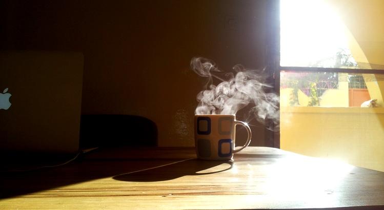 Fünf Sonnenminuten im Alltag können mehr bedeuten als ein Sonnentag im Urlaub. - Unbekannt