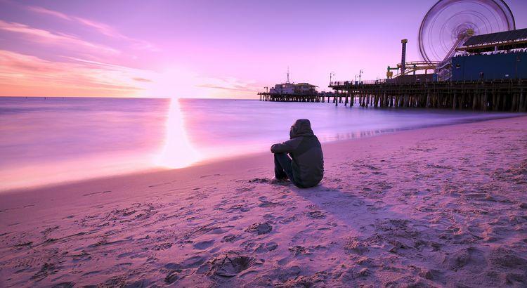 In drei Worten kann ich zusammenfassen, was ich über das Leben gelernt habe: Es geht weiter. - Robert Frost