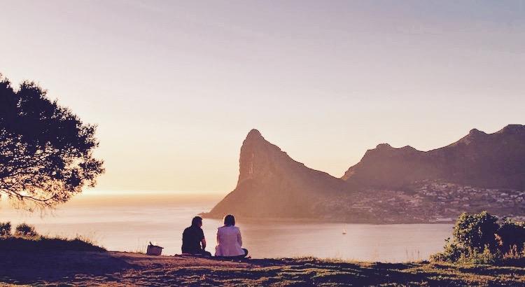 Schicksal ist, wenn sich zwei Menschen finden, die sich nicht einmal gesucht haben. - Unbekannt