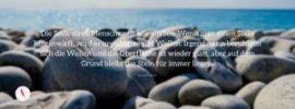 Facebook Titelbild mit diesen schönen Zeilen über die Seele und seine Wunden