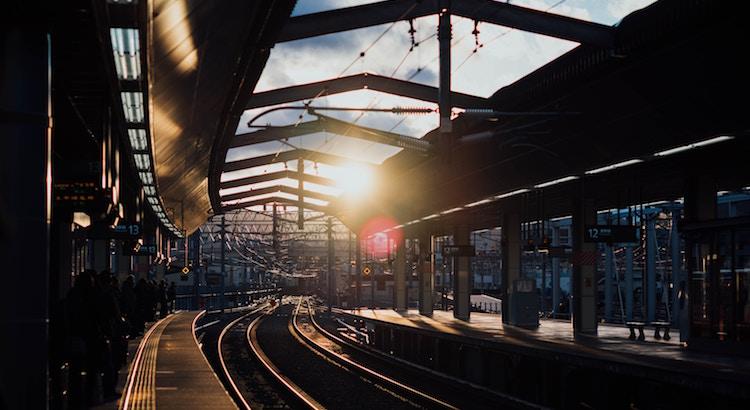 Glück ist nicht eine Station, wo man ankommt, sondern eine Art zu reisen. - Margaret Lee Runbeck