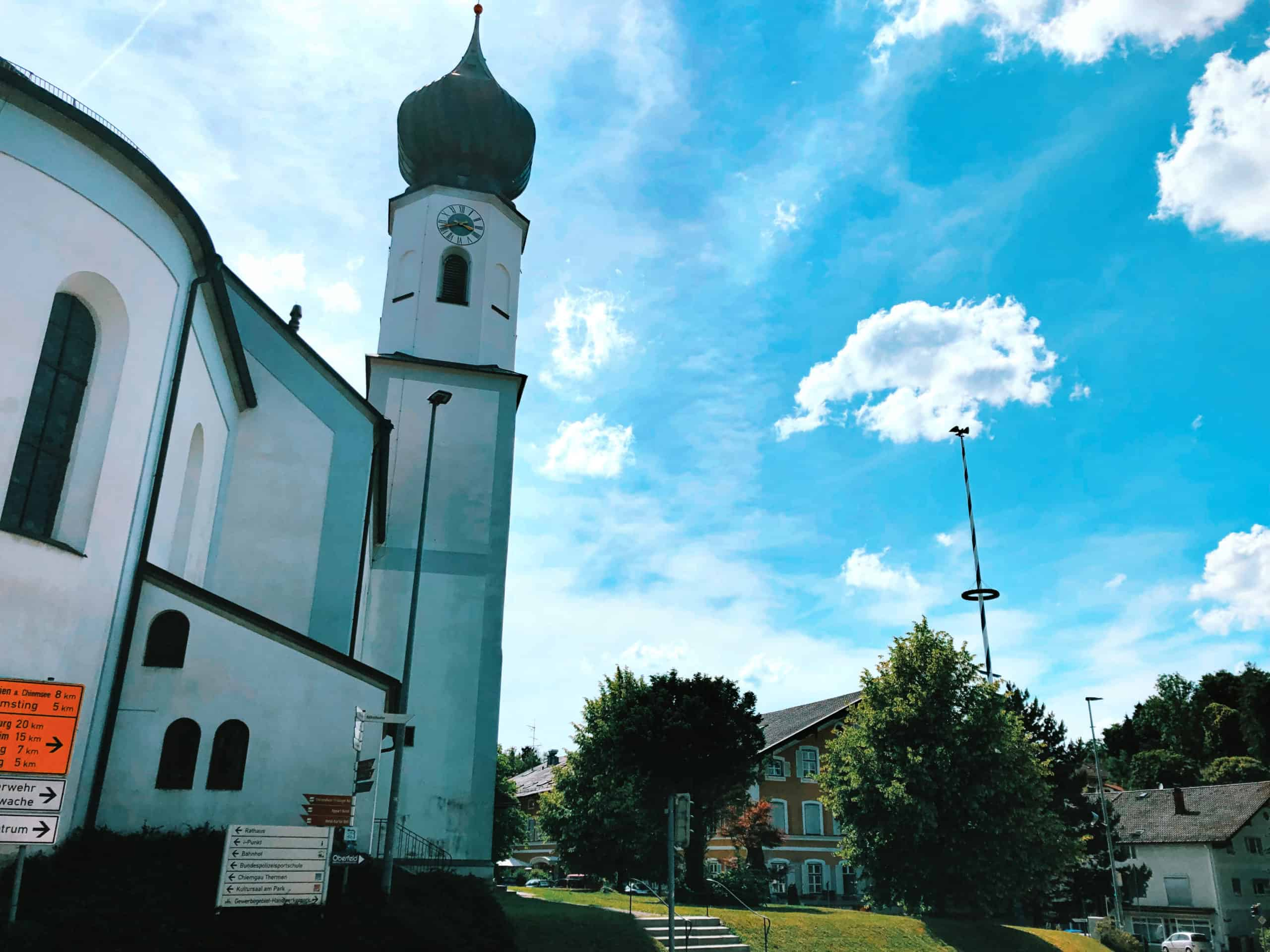 Kirche in Bad Endorf