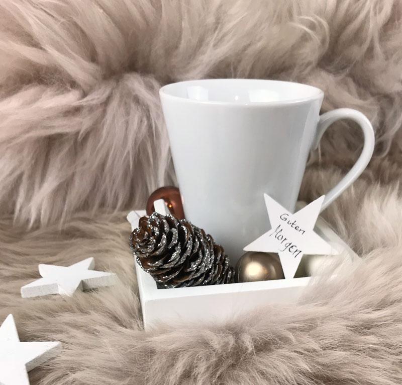 Sonntagsfrühstück 17 Dezember Weiss Schwarz
