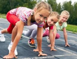 Weiterbildung Kindersport Trainer