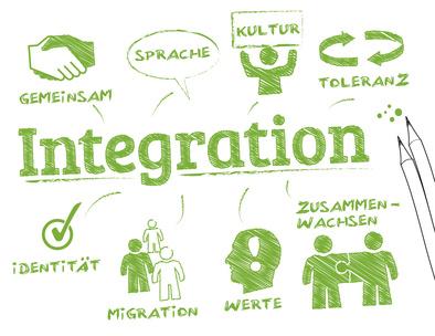 Bildung ist der entscheidende Punkt in der Integration Geflüchteter.