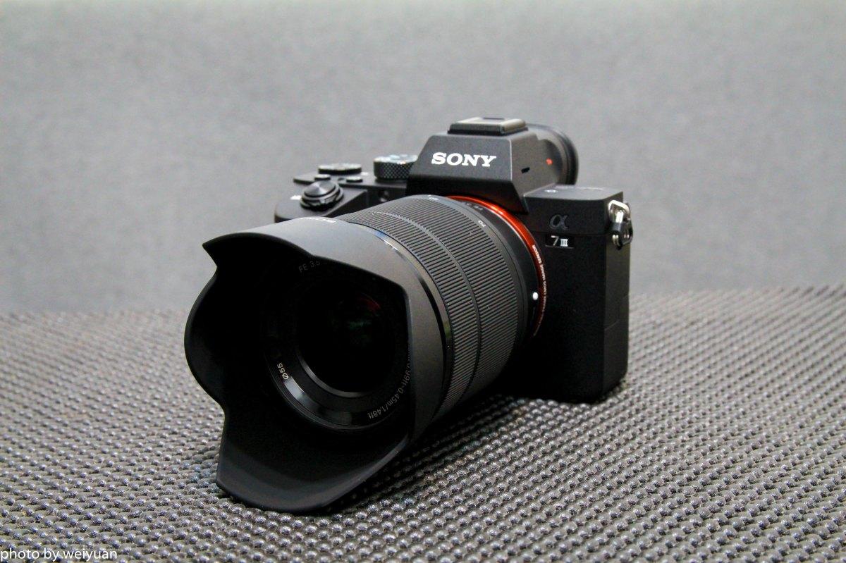 [開箱/攝影]SONY A7III開箱,最佳入門全幅相機 – My Photo My Life