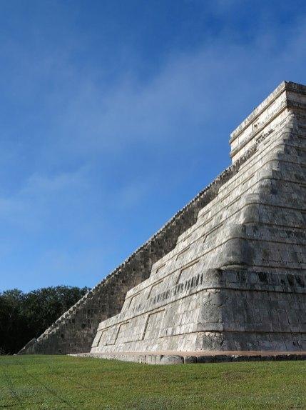Eine perfekte Pyramide!