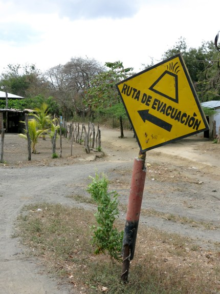 Evakuierungswege auf einer Insel :)