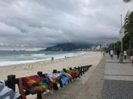 Wolken über Ipanema