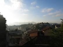 Toller Blick über Rio