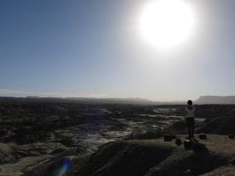 Die verrückte endlose Weite im Moon Valley