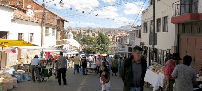 Die Haupt-Marktstraße