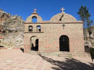 Chataquilla's Kapelle