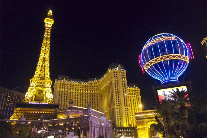 Paris mitten in Las Vegas