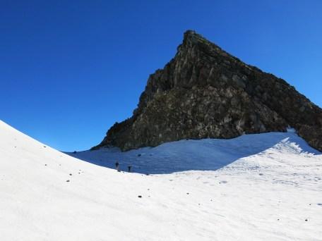 Im Taranaki Krater