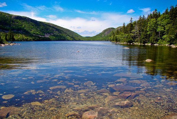 The Length of Jordan Pond