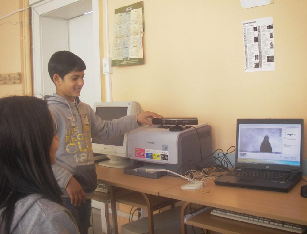 Kinect - интерактивно помощно средство за иновативни учители (6/6)