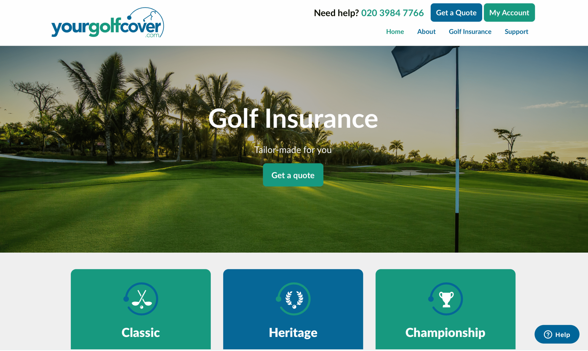 hight resolution of your golf cover tailored golf insurance from the world s largest golf travel company
