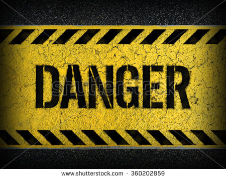 The meaning and symbolism of the word  Danger