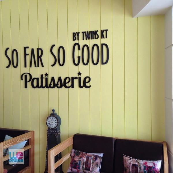 So Far So Good Patisserie