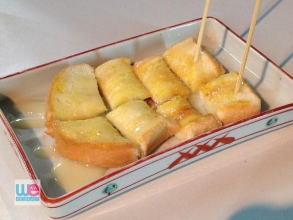 ขนมปังหน้าเนย-นม-น้ำตาล