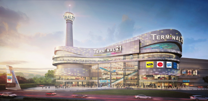 Terminal 21 Korat
