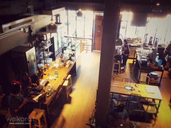 ร้าน Class Cafe' สาขาวัดบูรพ์