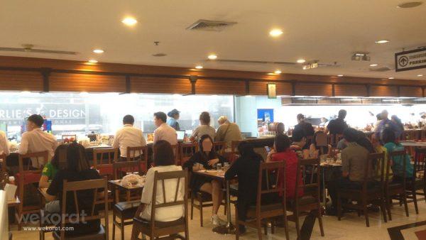 ร้านอาหาร ถูกและดี ของฟู้ดแลนด์