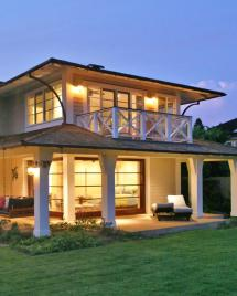 Hawaii Beach House Home