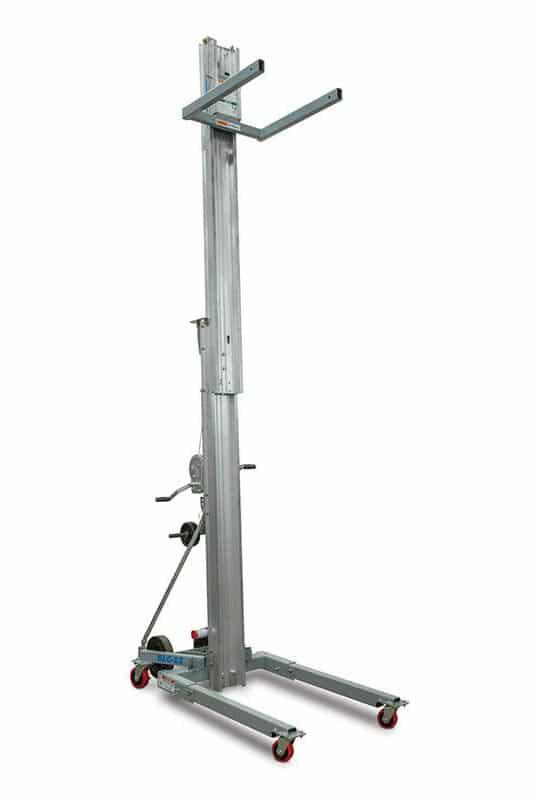 GENIE SUPERLIFT CONTRACTOR MATERIAL LIFT » Welch Equipment