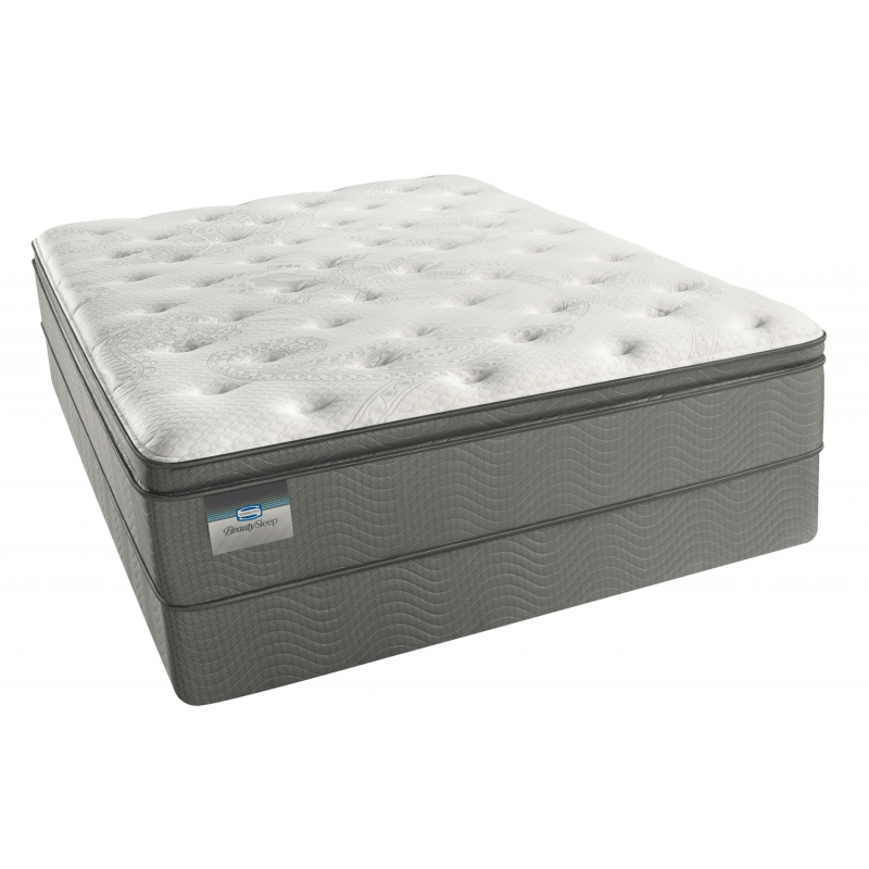 SIMMONS BEAUTYREST EMPRESS PILLOWTOP MATTRESS