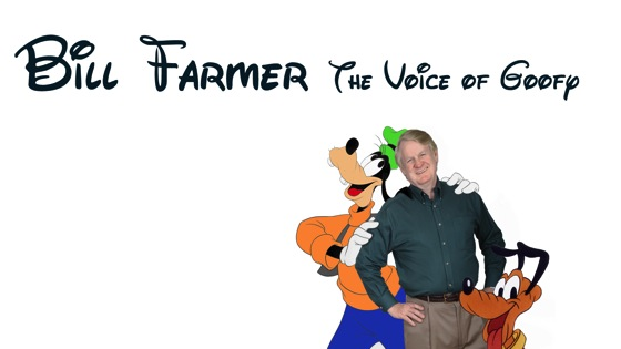 Bill Farmer Interview Opening