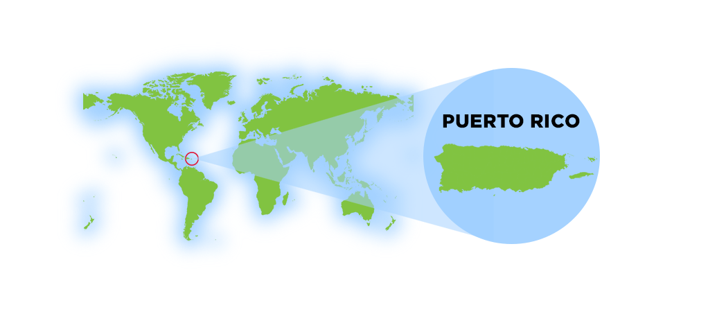 Features Puerto Geographical Rico 3