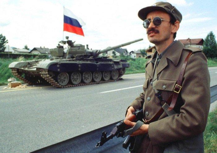 Десятидневная война за независимость Словении