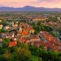 Утренняя Любляна
