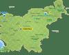 Словения карта
