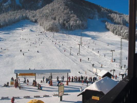 Горнолыжные курорты Словении - Краньска Гора