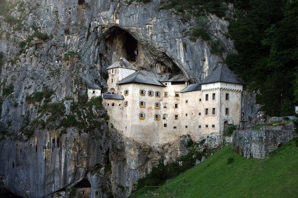 Достопримечательности Словении - Предъямский Замок