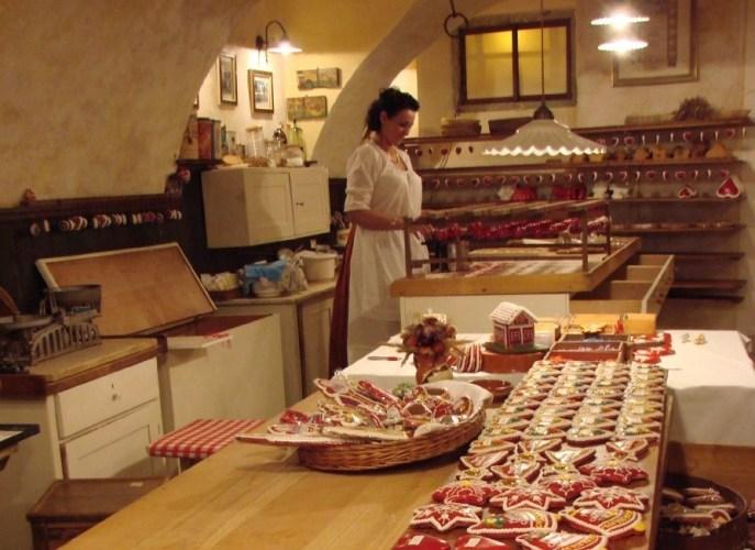 Мастерская по изготовлению пряников Радовлица Словения