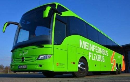 Flixbus Вена-Любляна