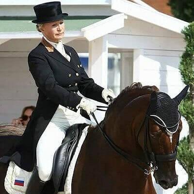 россиянка Татьяна Милосердова завоевала Большой приз на  отборочном этапе Кубка мира по выездке в словенской Липице