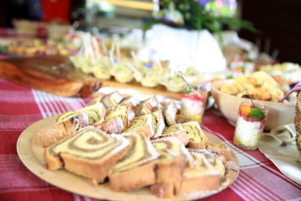 Кухня Словении - потица