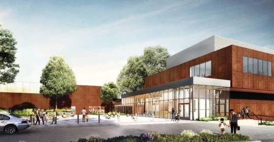 YMCA in Edenwald