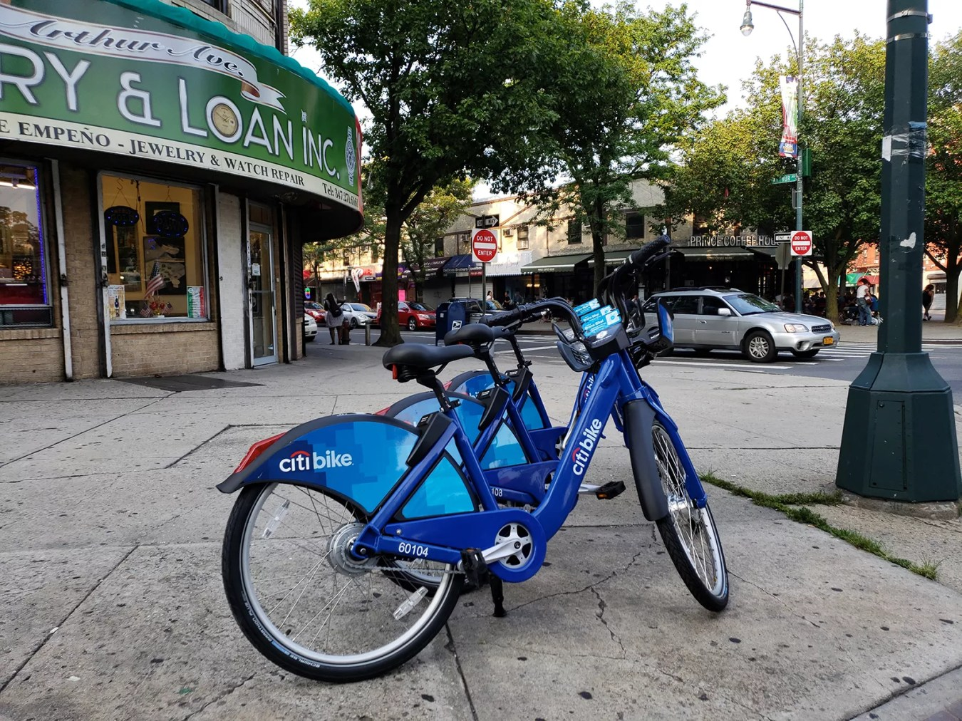 breaking: first draft of citi bike expansion map into the