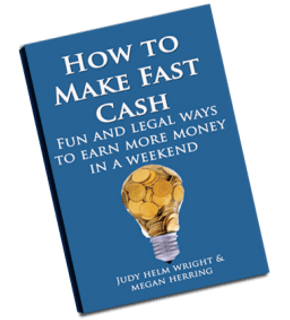 Make fast cash, earn more money, money back guarantee, debt free, ease money worries, gigs to earn money, earn more money, judy helm wright , artichoke , Montana
