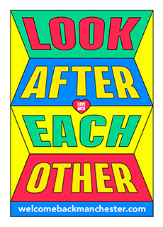Look after each other poster thumbnail