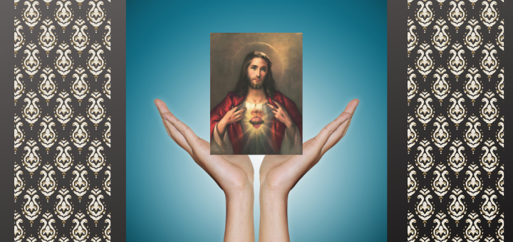 Sacred Heart Prayer – Oh Most Holy Heart of Jesus